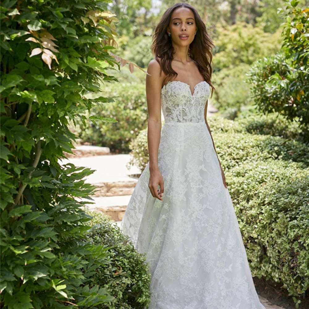 20 Corset Wedding Dresses We Love