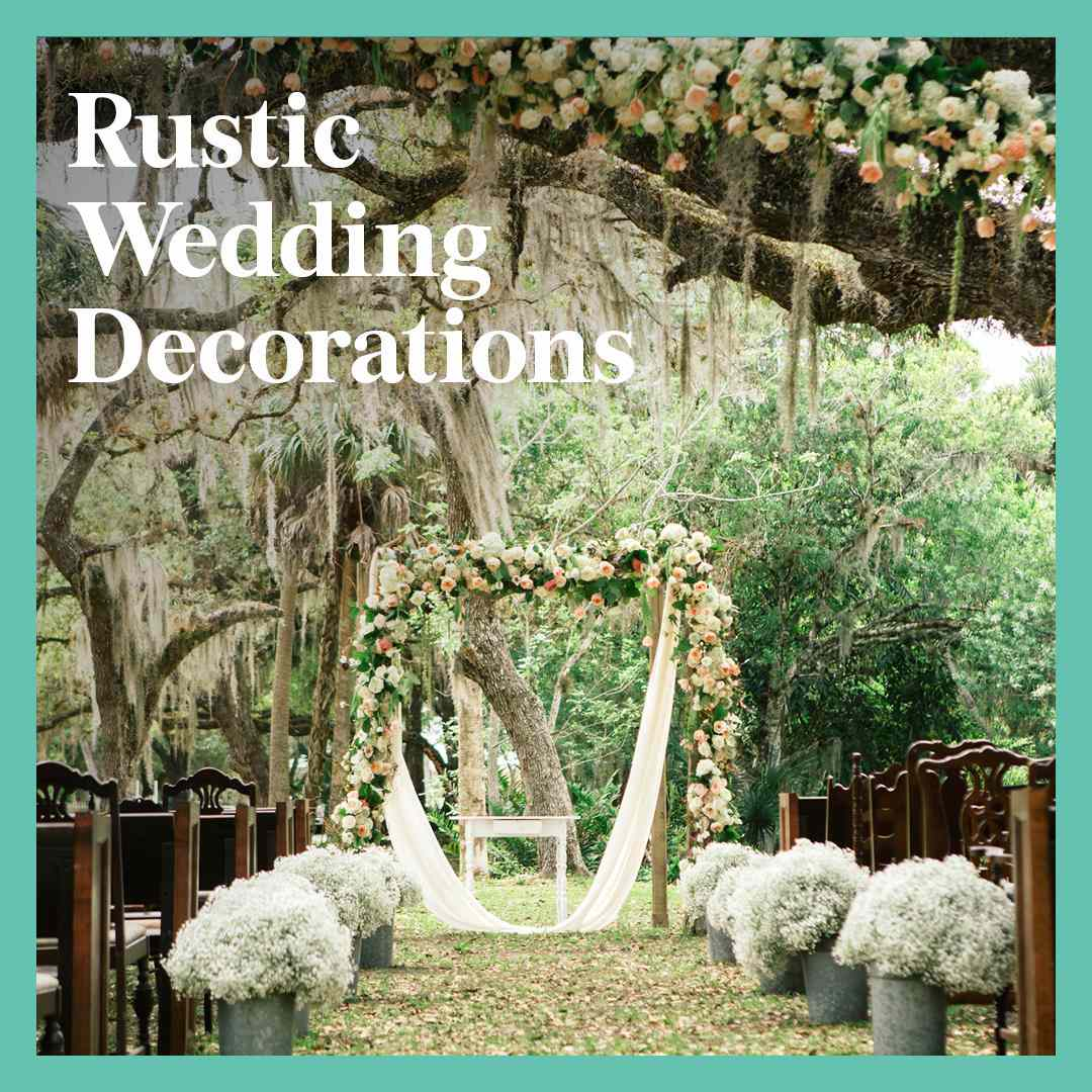 13 Rustic Wedding Decorations That You Havent Seen A