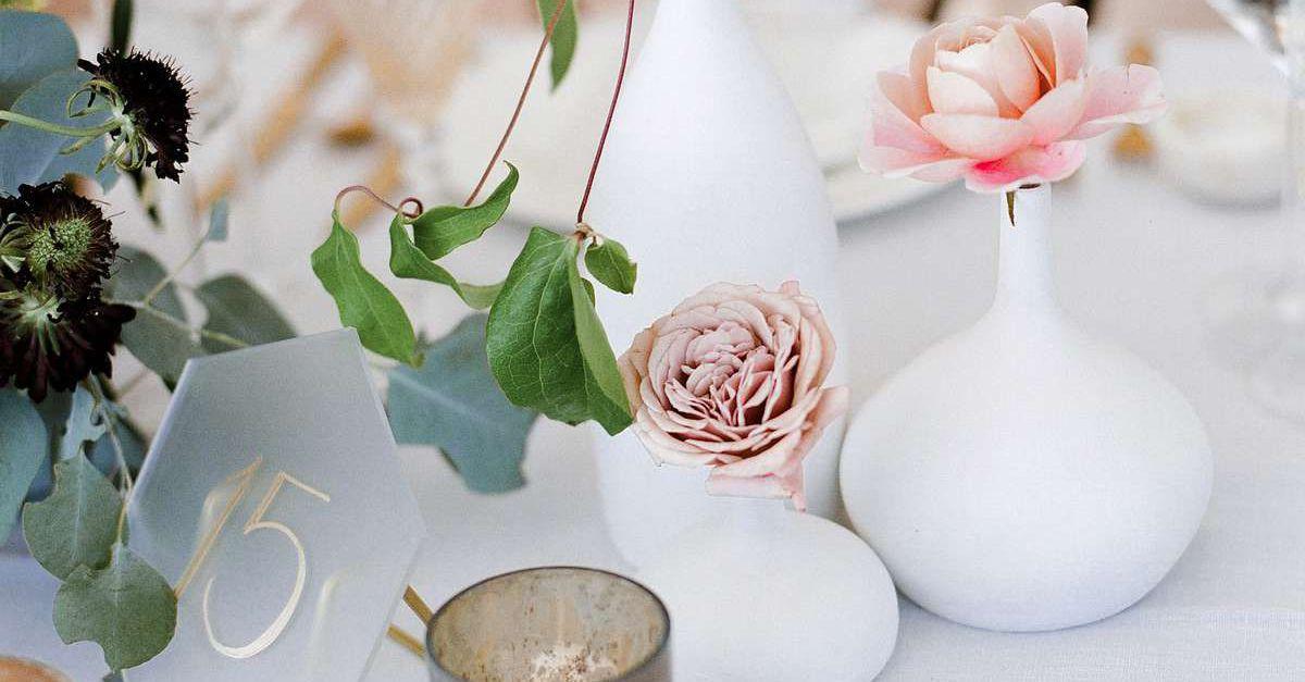 24 Diy Wedding Centerpieces You Ll Love