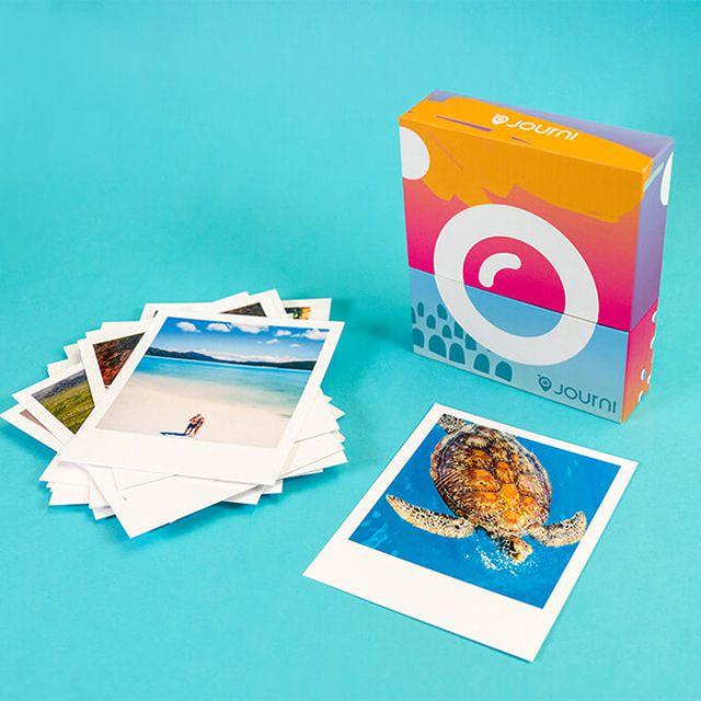 Journi Retro Polaroid Prints Box