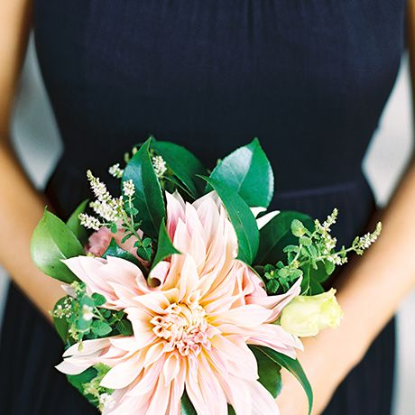 Simple and sweet posy