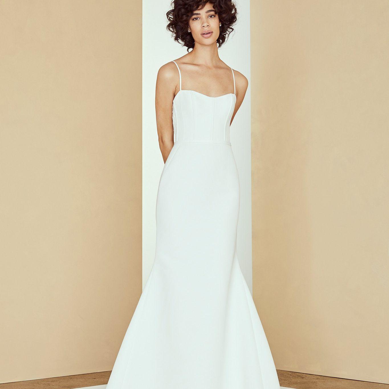 Nouvelle Amsale Millie Wedding Dress $2,295