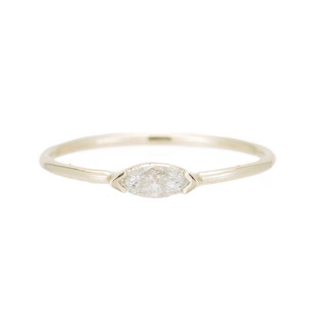 Ariel Gordon Marquise Wink Ring