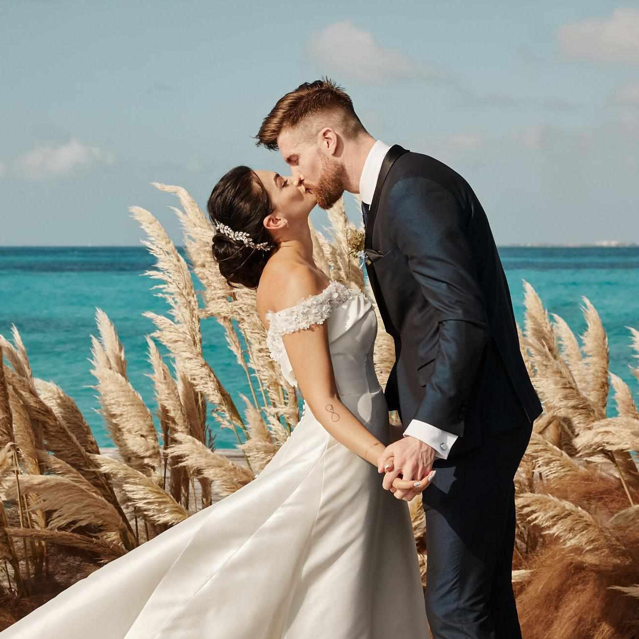 aa51b28a8f431 Andreea Cristina's Intimate Destination Wedding in Mexico