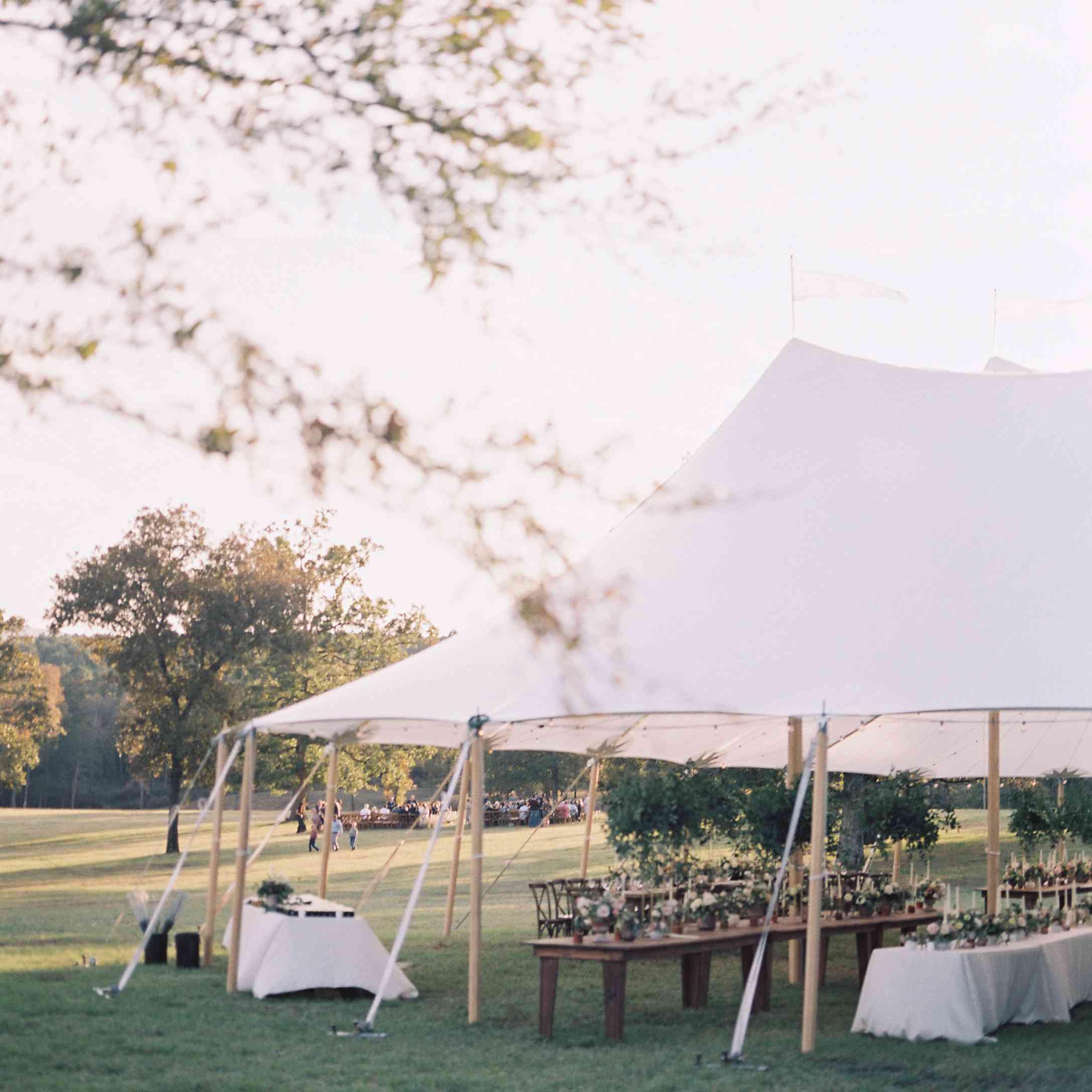 <p>Wedding reception Tent</p><br><br>