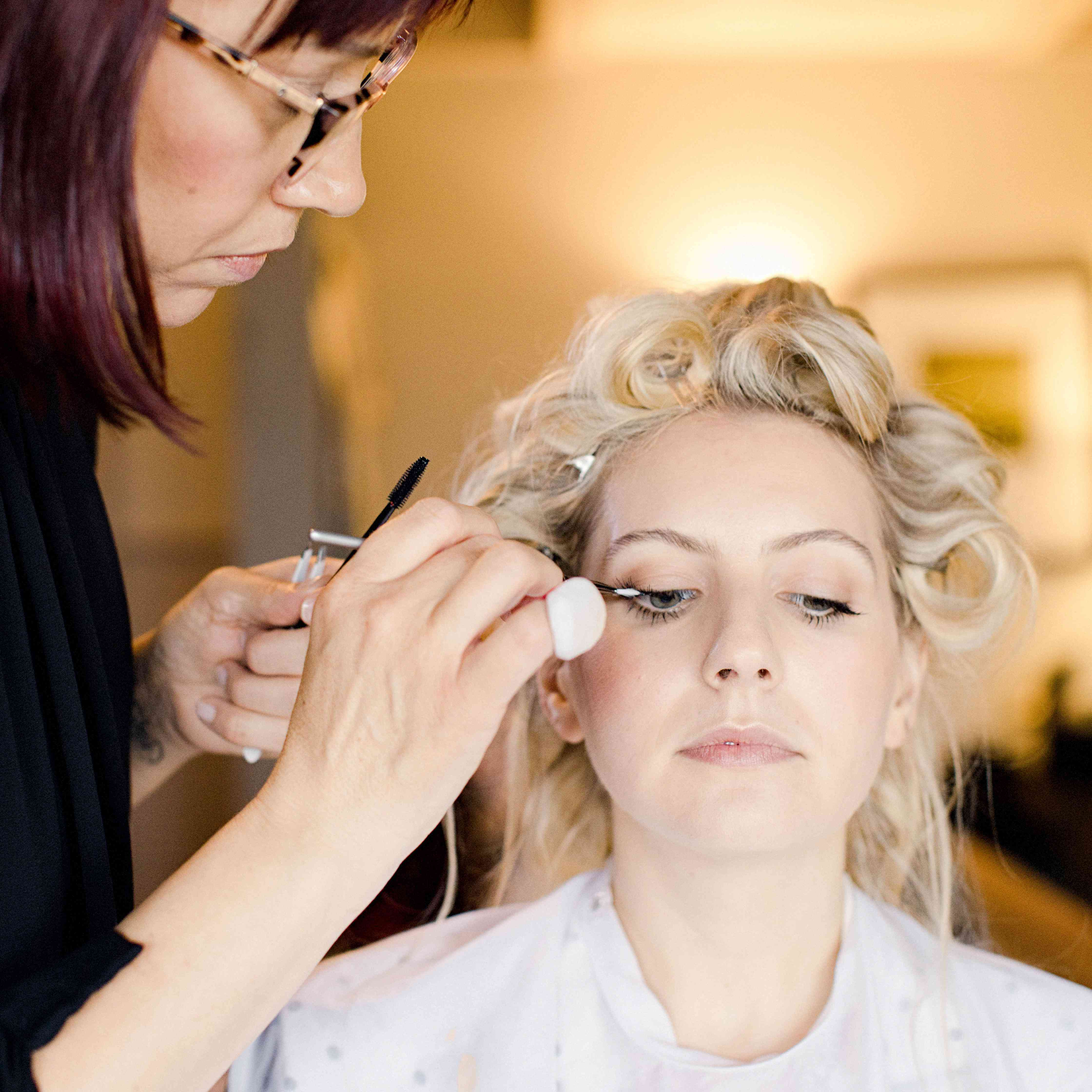 """Why I Switched My Hair and Makeup Artist Two Weeks Before My Wedding"""
