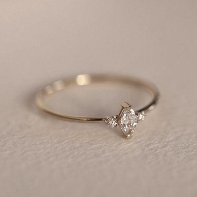 JSV Concepts Marquise Diamond Ring