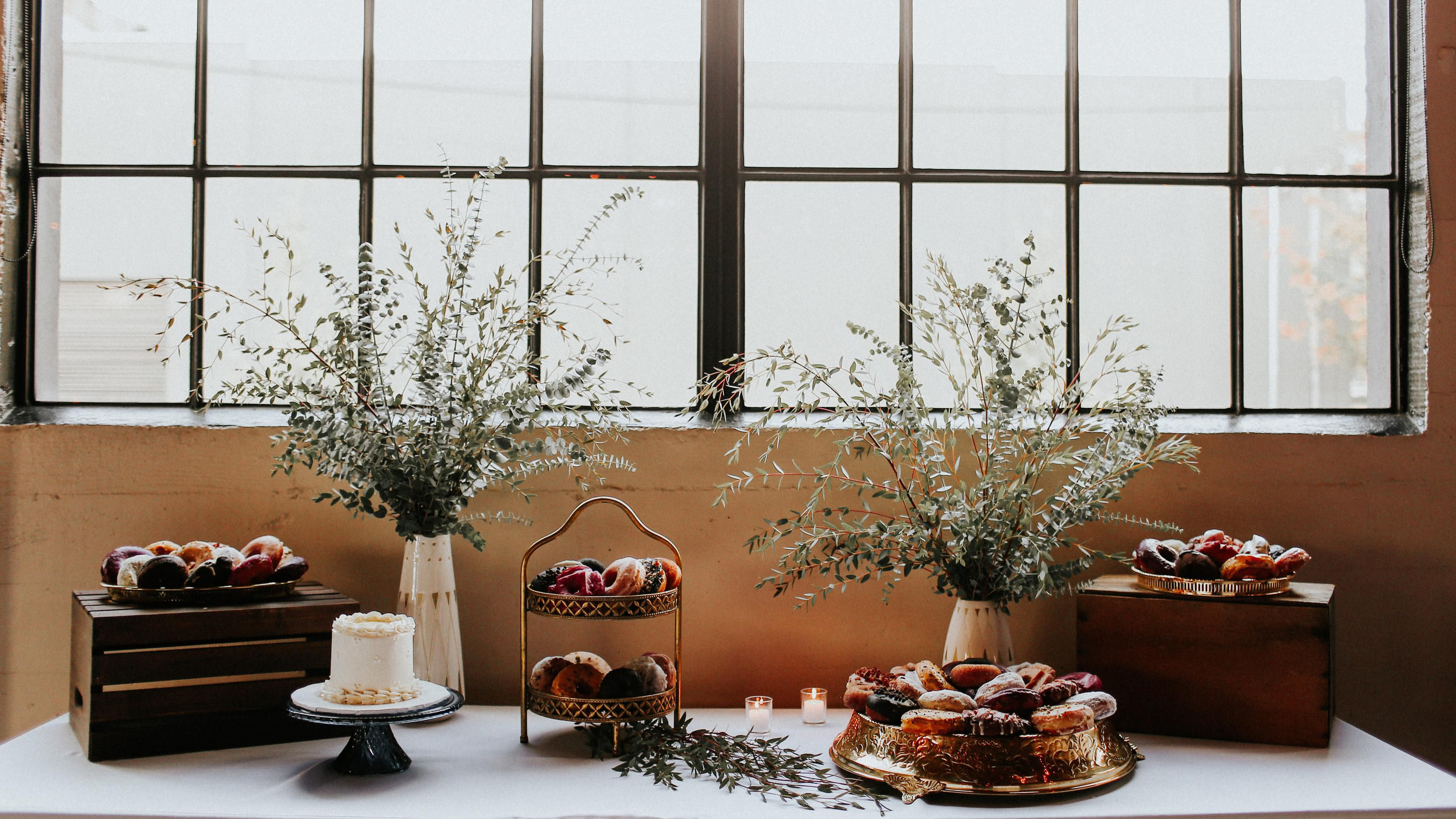 Dessert Table Ideas 40 Unique Wedding Dessert Table Setups
