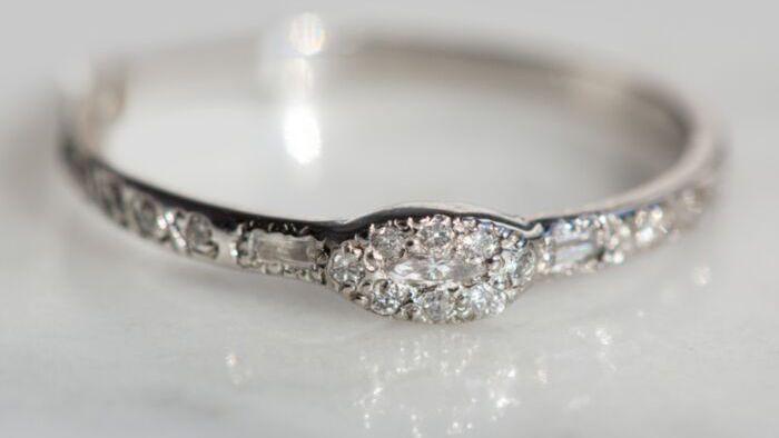 Statement Ring Black Ring Fashion Ring Unique Black Ring Rectangular Ring Unique Women/'s Ring Black Thin Ring Black Stacking Ring