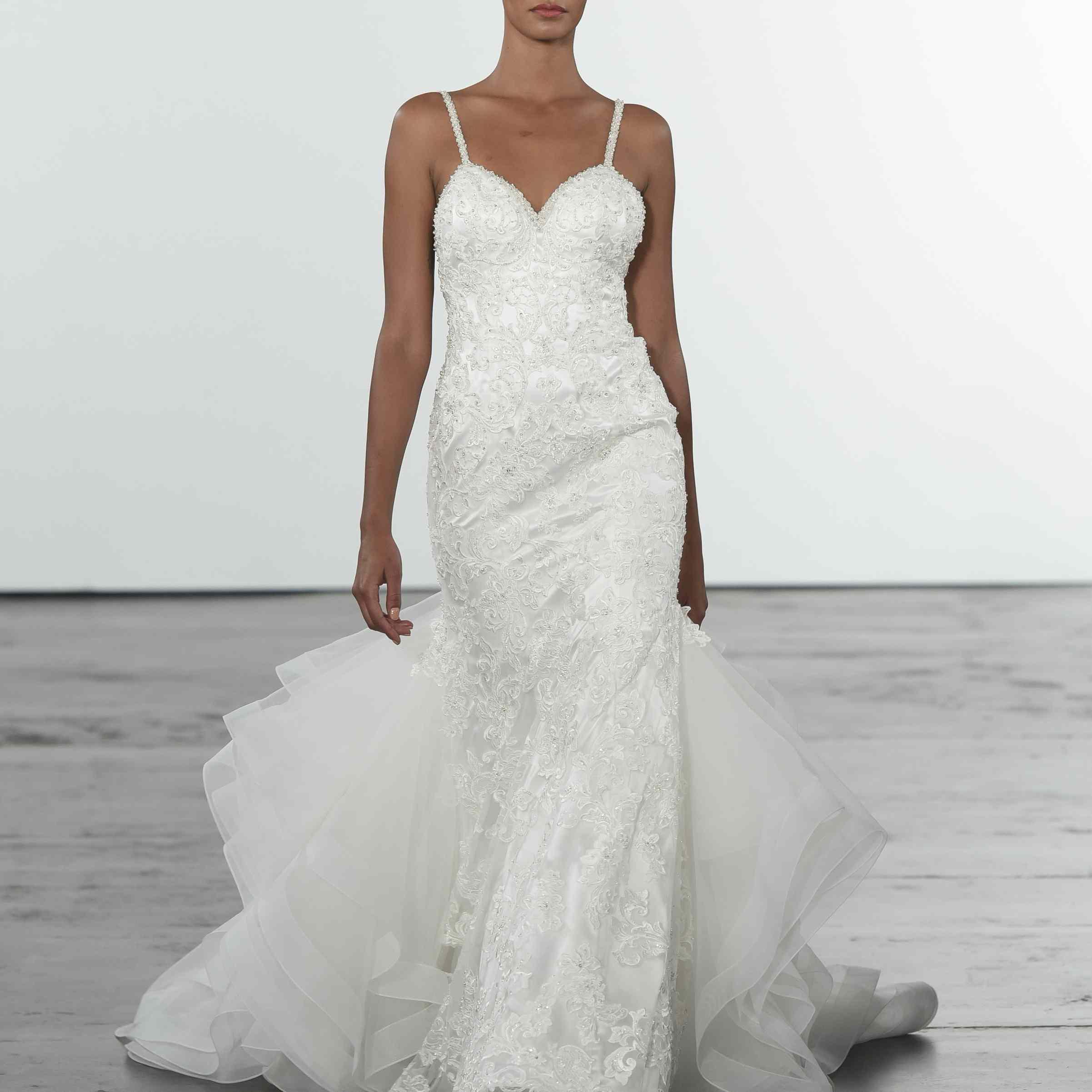 Dennis Basso For Kleinfeld Fall 2018,Wedding Guest Gown Velvet Dresses Pakistani