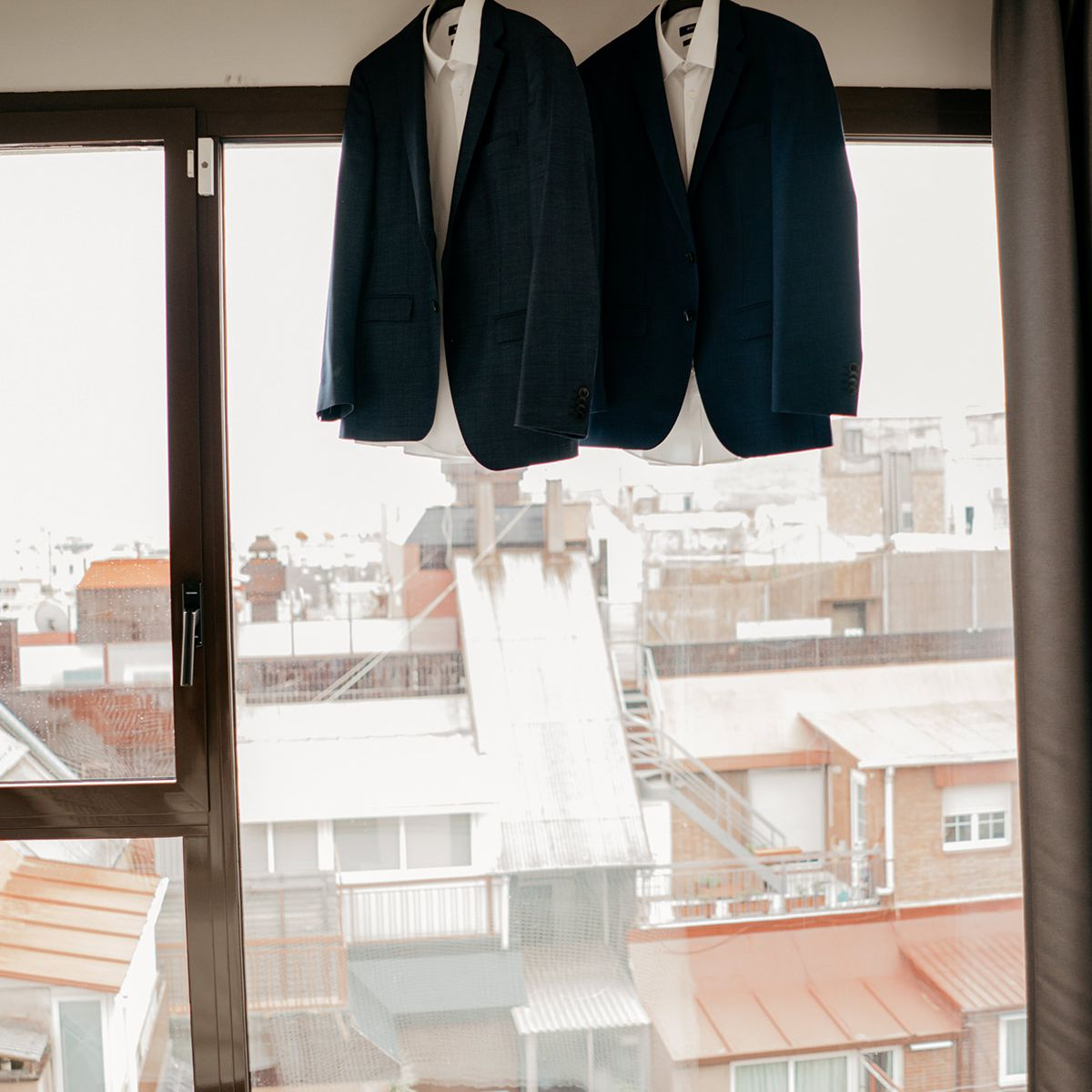 grooms' suits