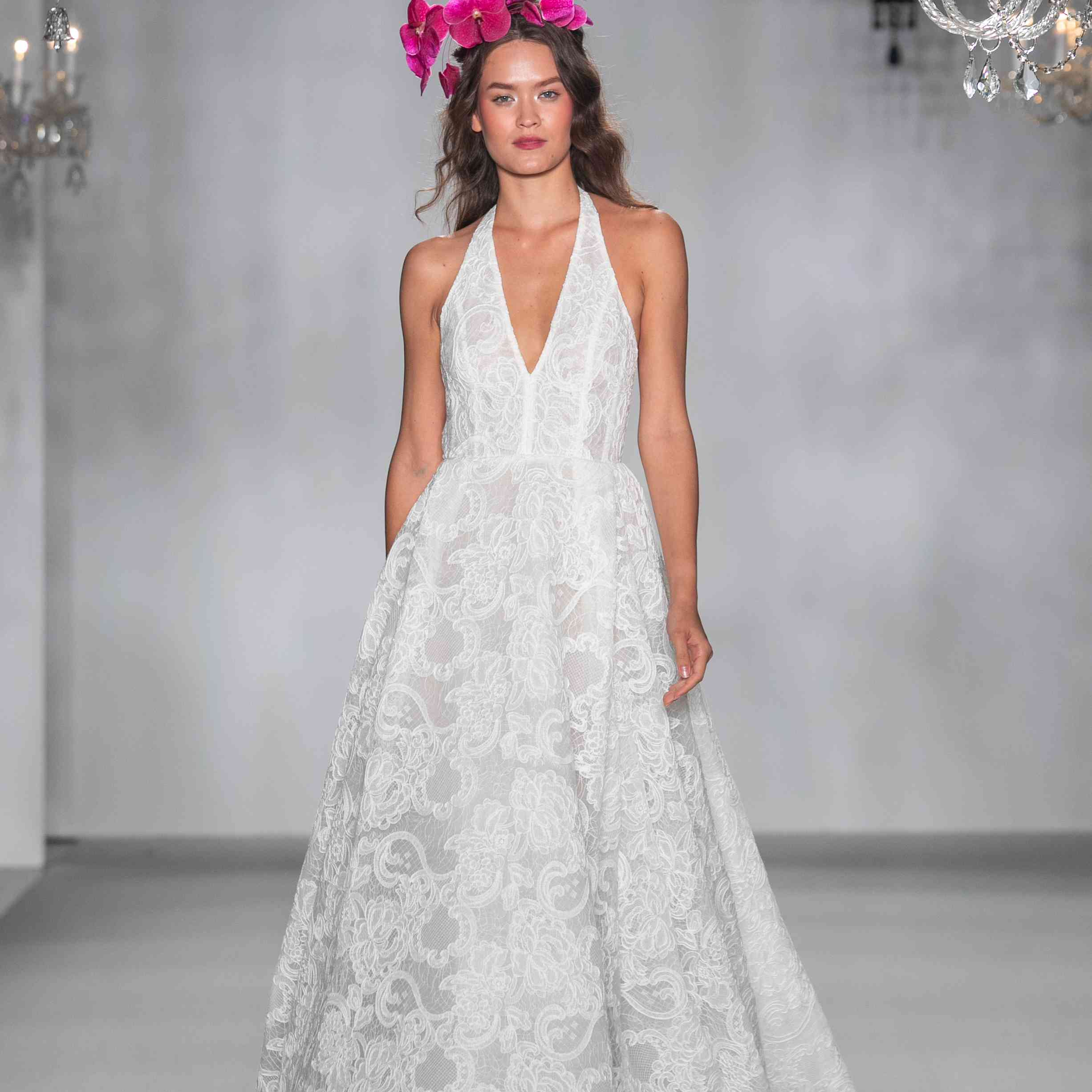 Anne Barge Bridal Wedding Dress Collection Fall 2020