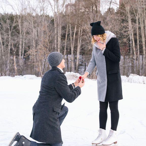 Snow proposal