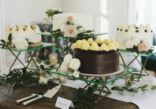Unique Wedding Cake Flavors