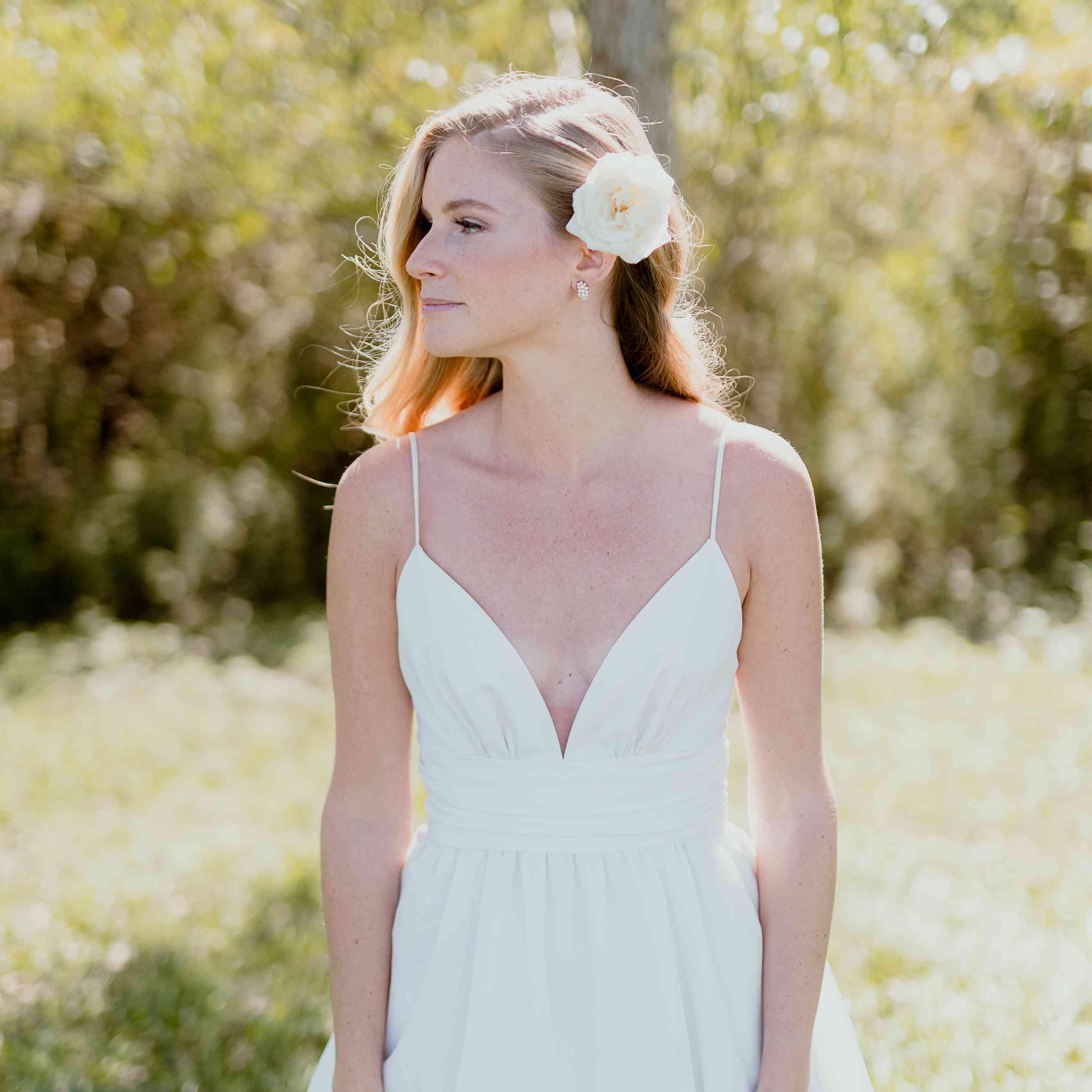 Kate McDonald Bridal wedding dress