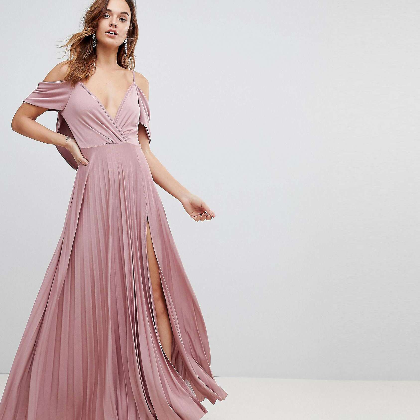 31 Affordable Bridesmaid Dresses Under $100