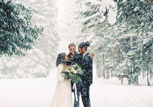 10 awesome advantages to having a winter wedding a winter wedding