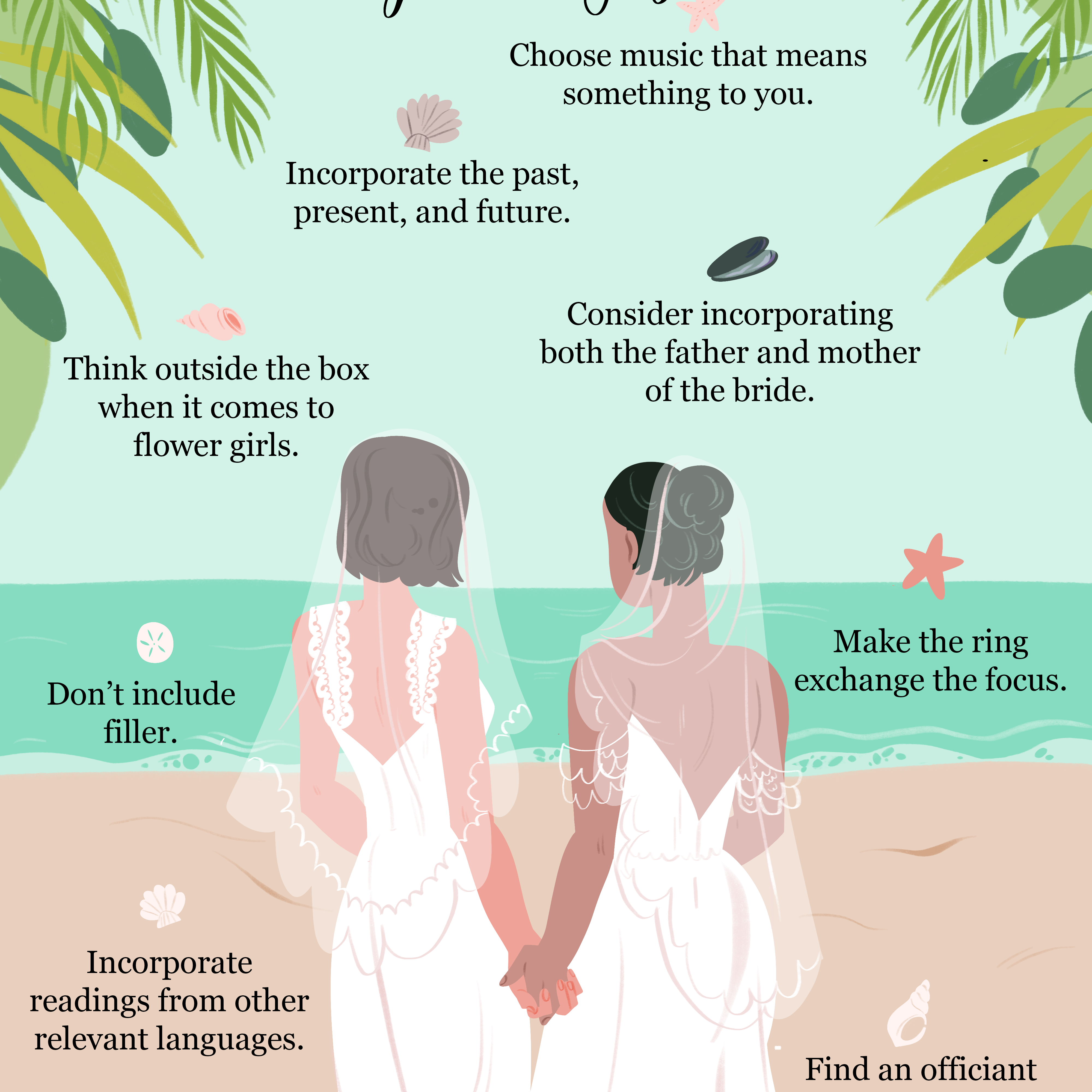 How to Make a Wedding Ceremony Unique