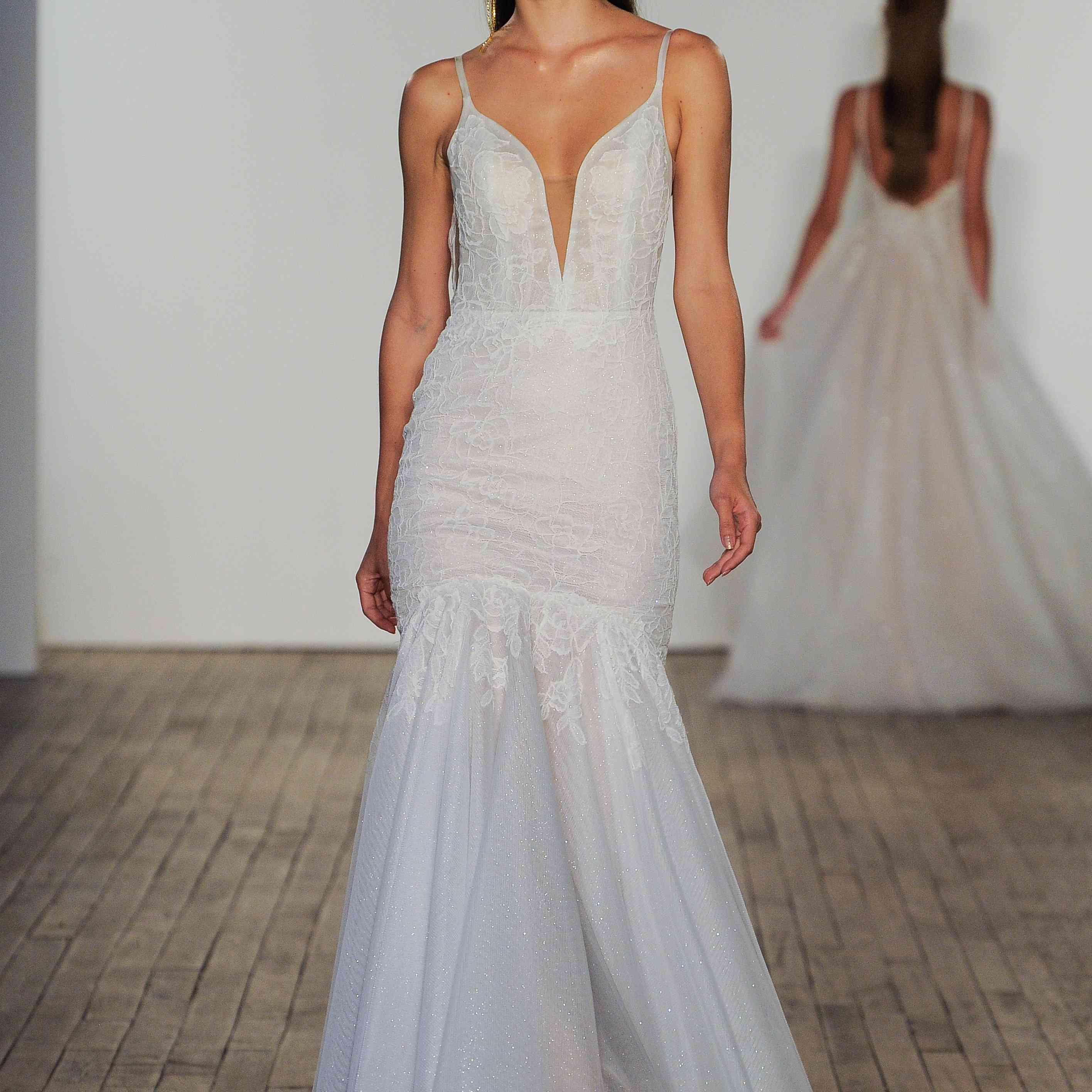 Honey Blush by Hayley Paige Wedding Dress