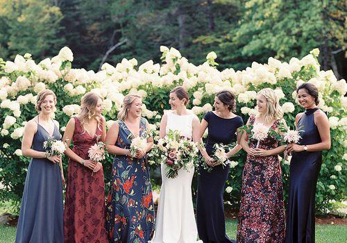 These Wedding Bouquet Trends Were Huge In 2019