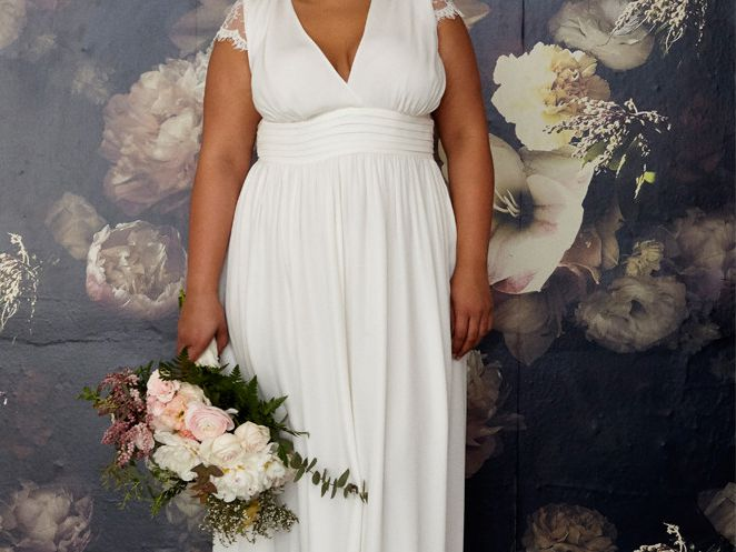 Plus Size Wedding Dresses Are Chicer Than Ever Before