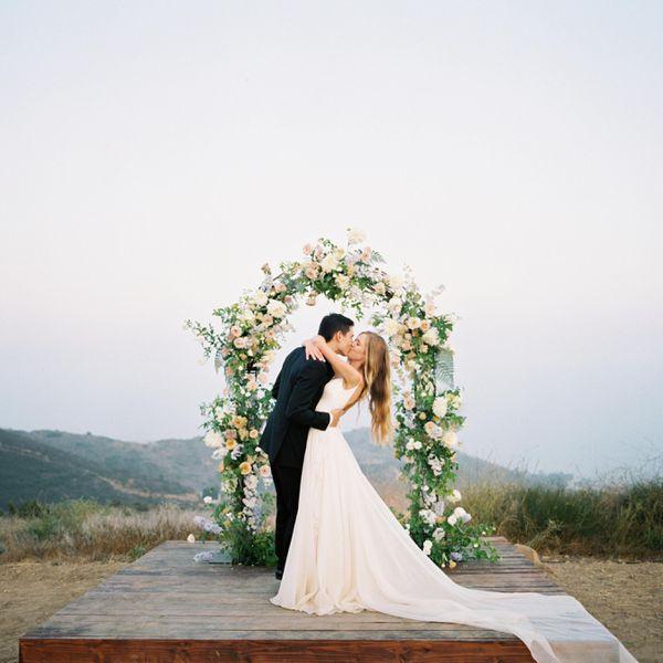 Erika Wolf And Alex Orbison's Nashville Wedding