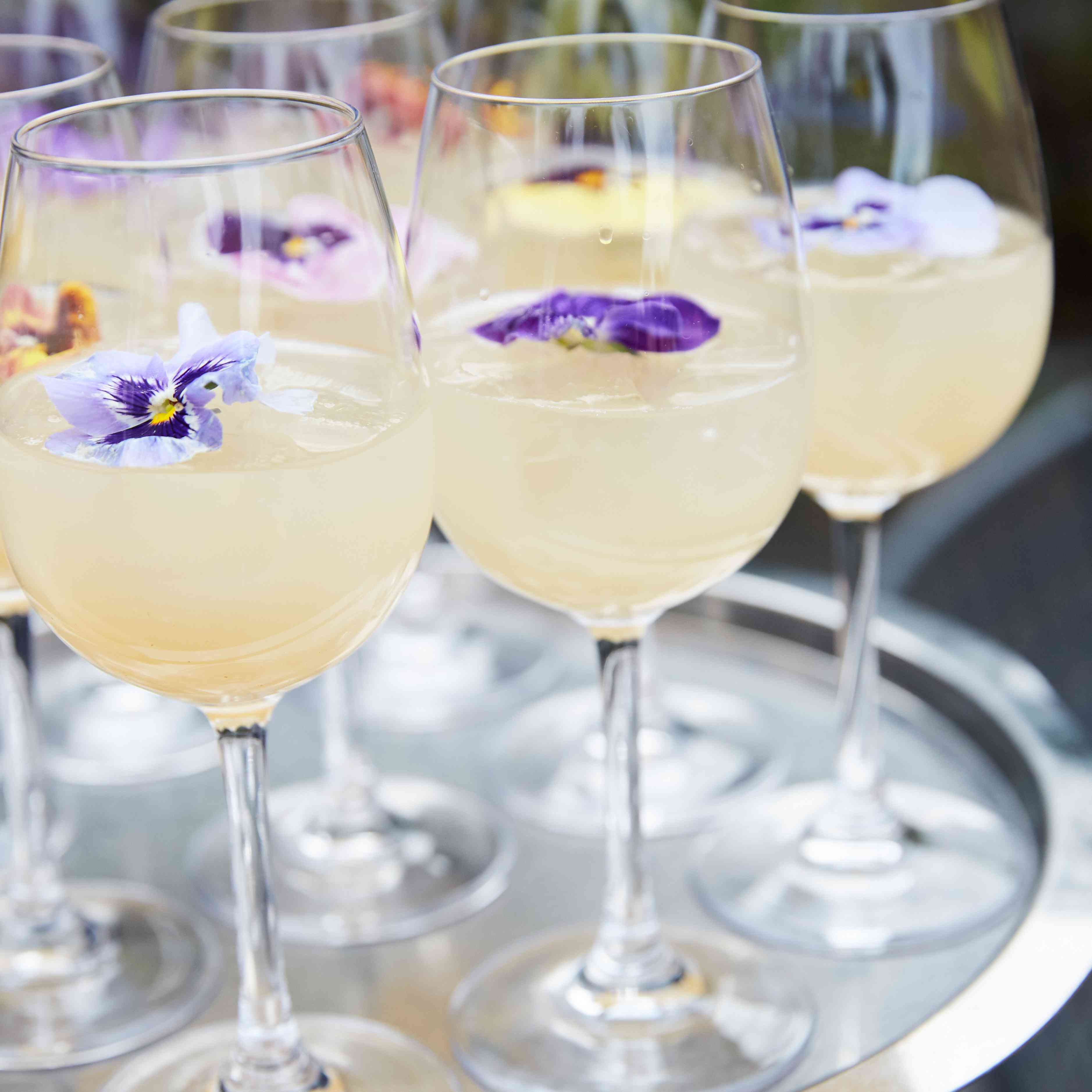 <p>cocktail hour drinks</p><br><br>