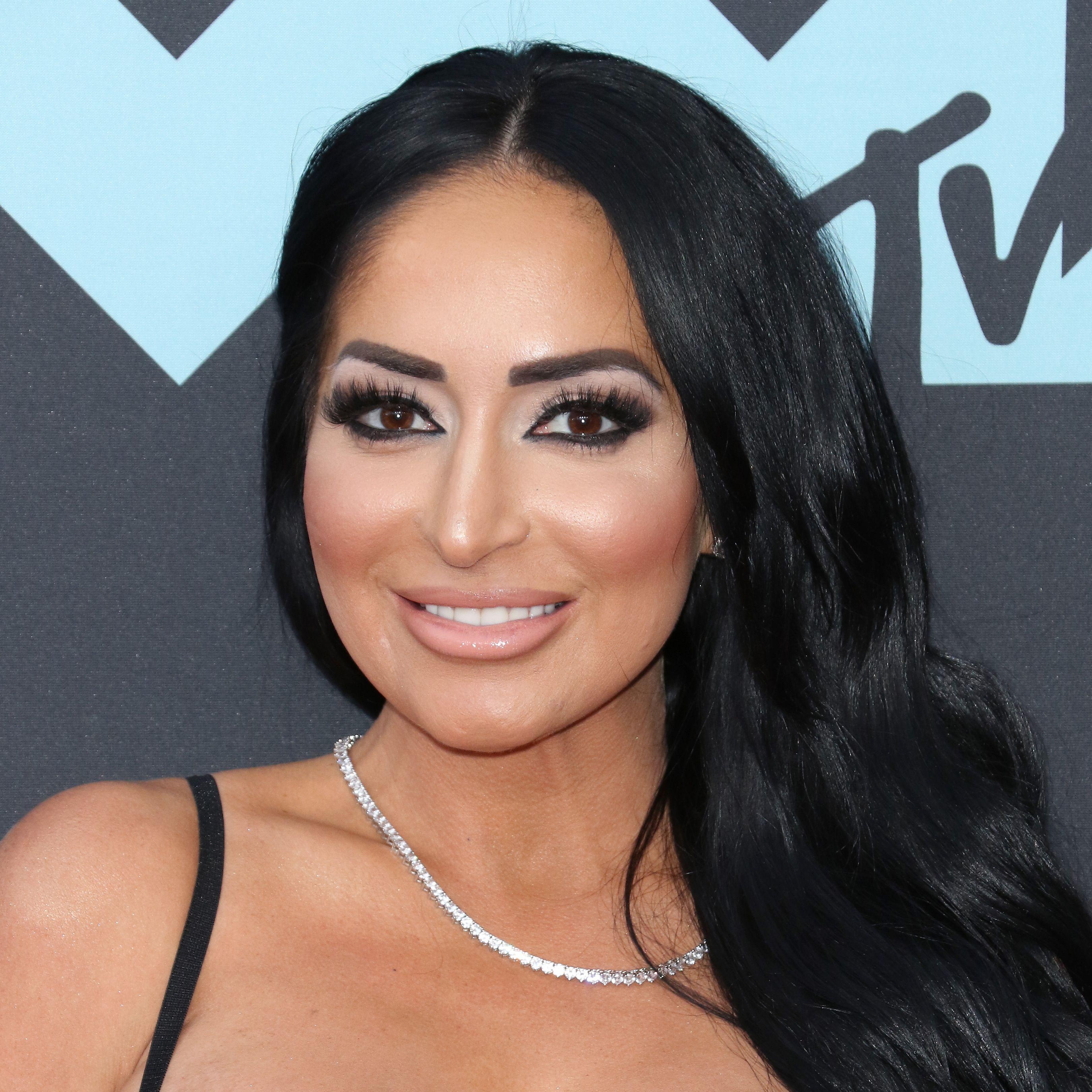 Jersey Shore's Angelina Pivarnick Is Married To Chris Larangeira