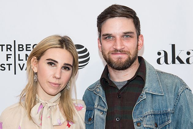 Zosia Mamet Wedding.Zosia Mamet Is Married And You Re Going To Want To Steal The Girls