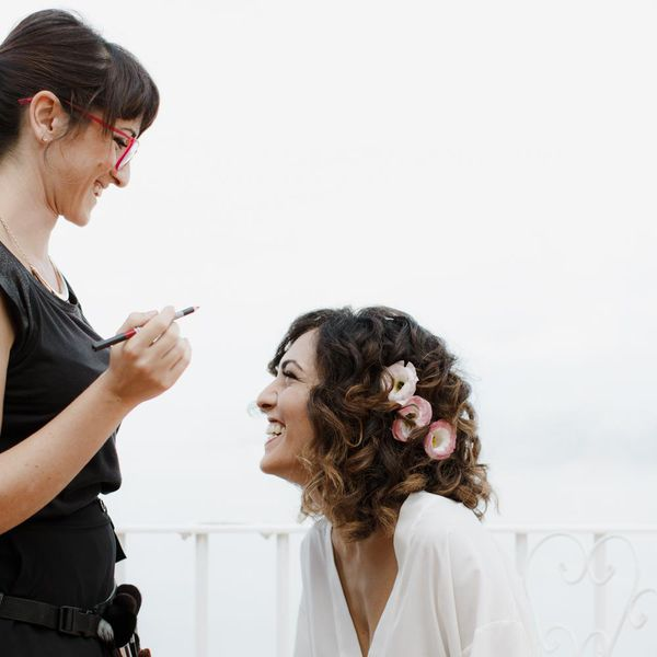 Wedding Hair Services: How To Book Hair And Makeup Artists For Your Destination