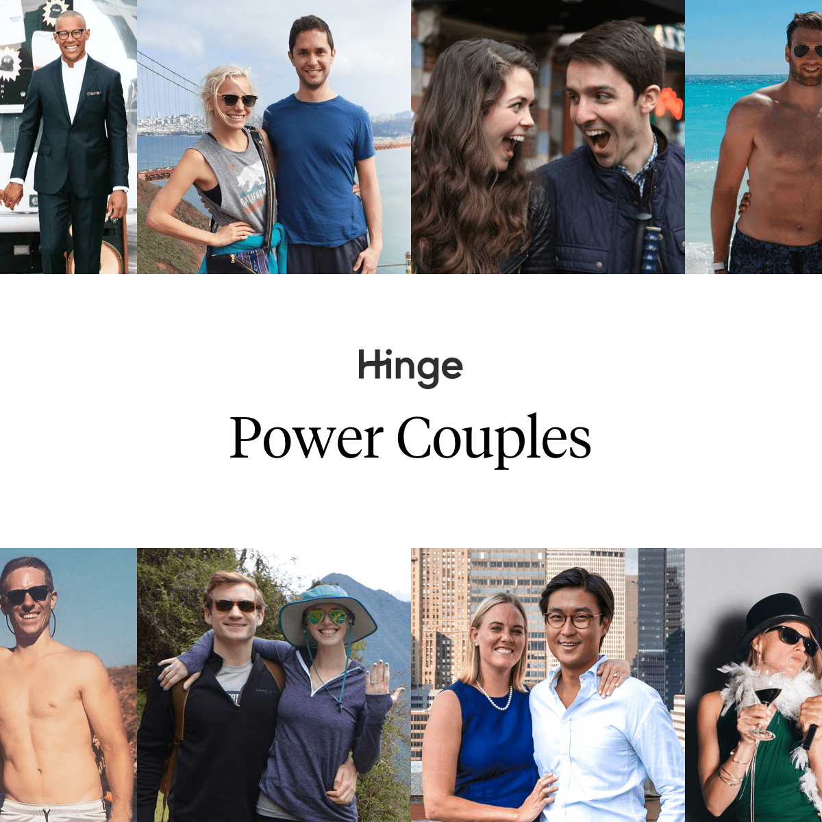 25 Hinge Couples To Make You Believe in Love Again