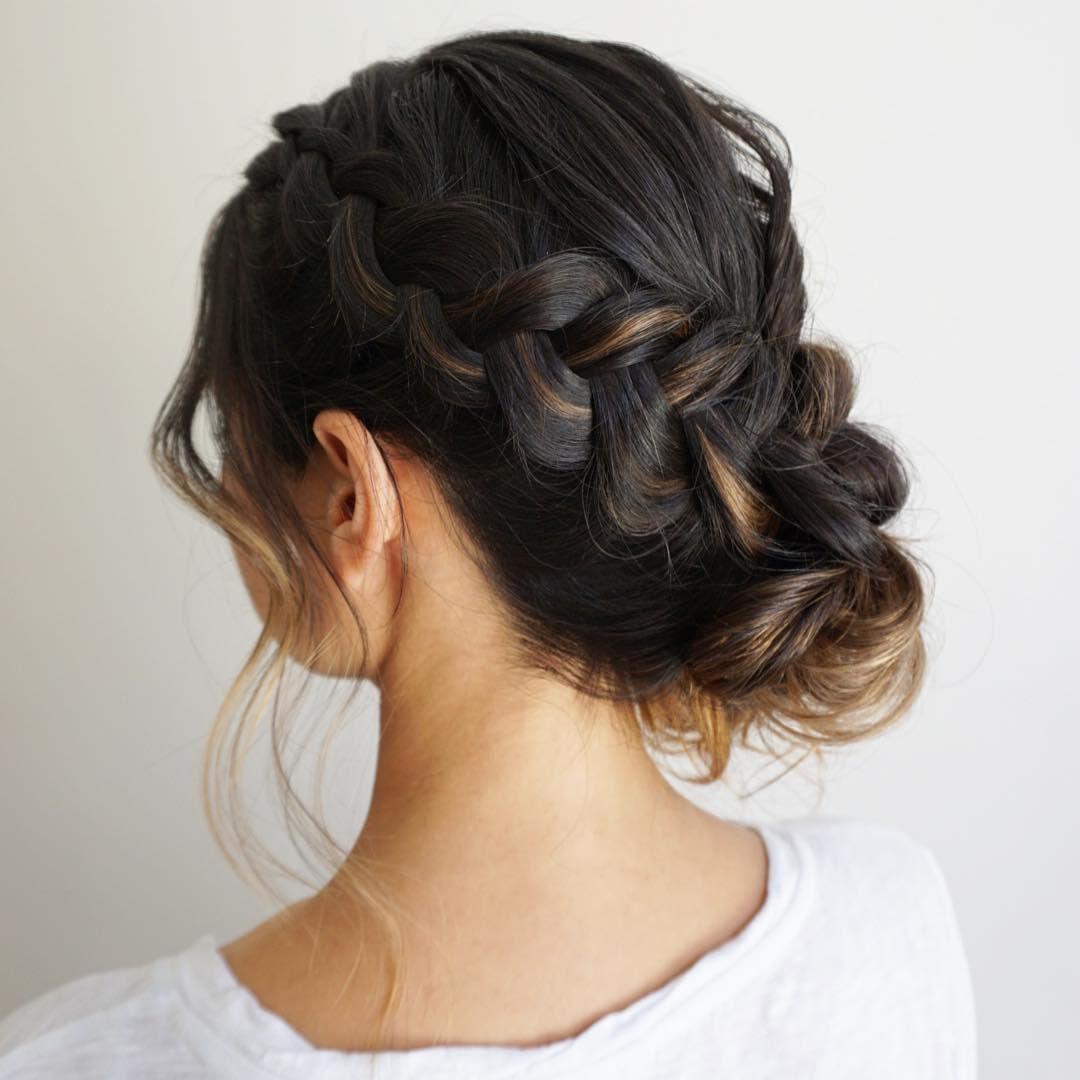 Braided Hairstyles Wedding: 50 Braided Wedding Hairstyles We Love