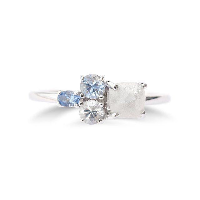 The Raw Stone Raziel Ring