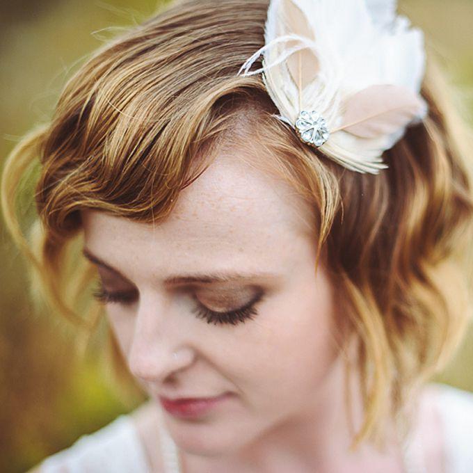 Short Hair Wedding.Wedding Hairstyles For Brides With Short Hair