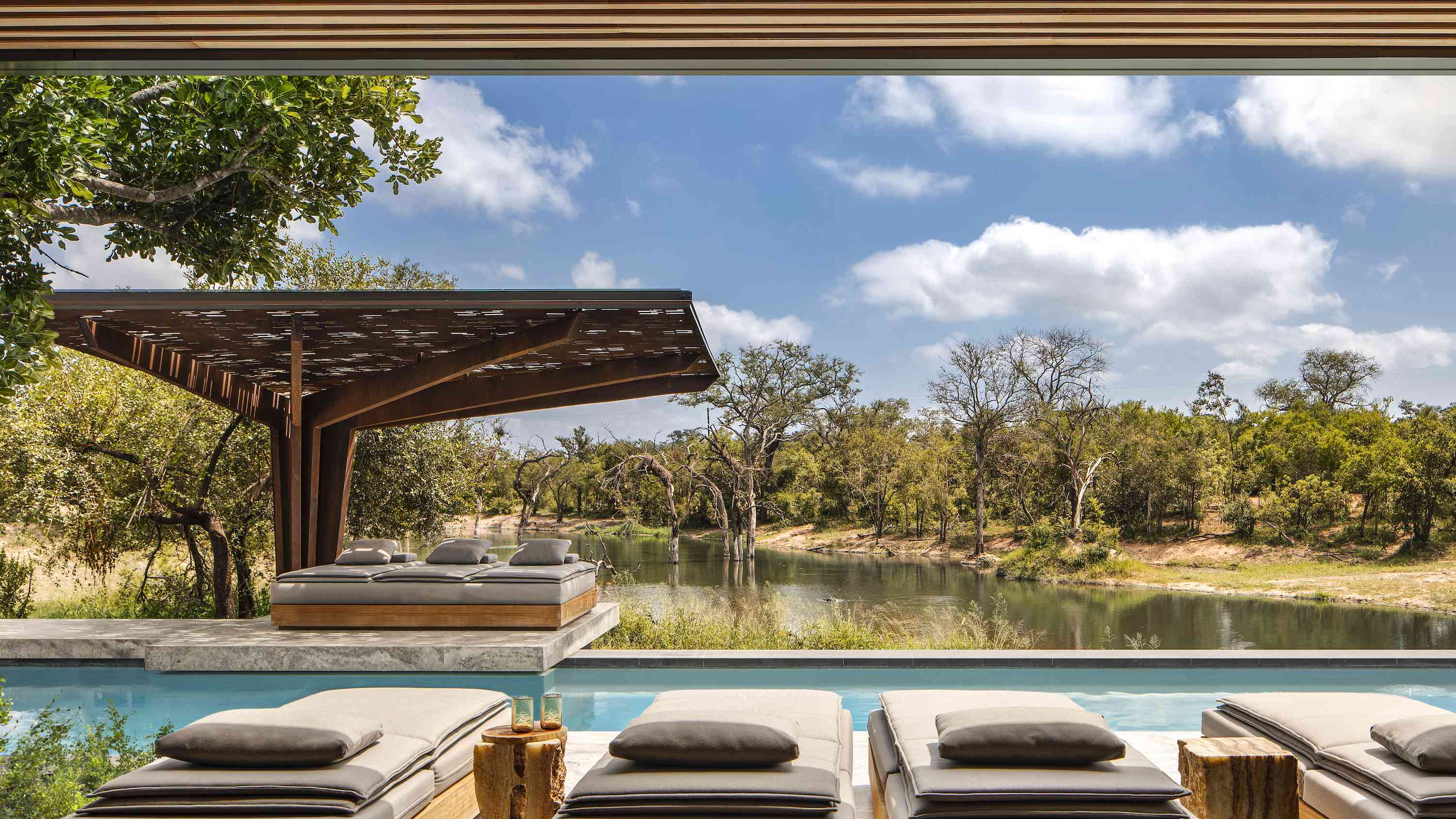 pool in South Africa