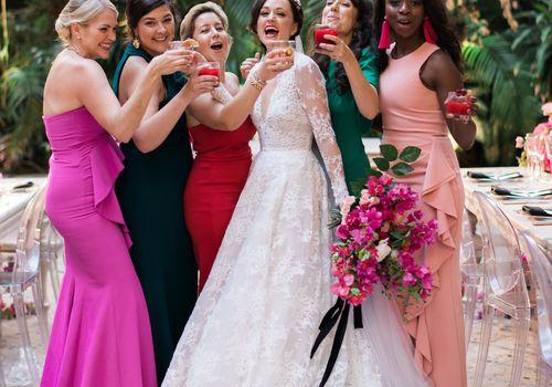 Wedding Guest Hair