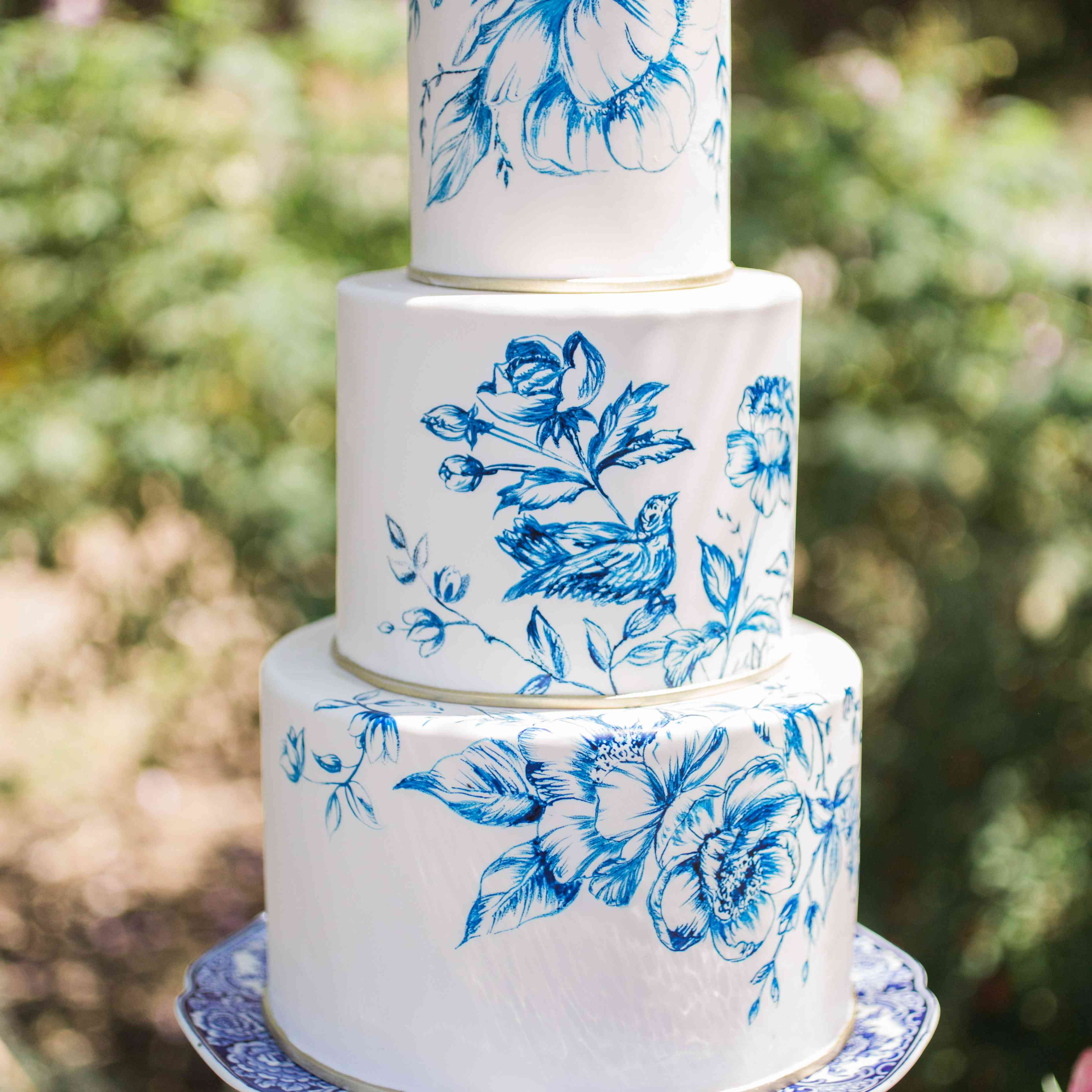 Wedding Cupcake Tier Ideas: 85 Of The Prettiest Floral Wedding Cakes