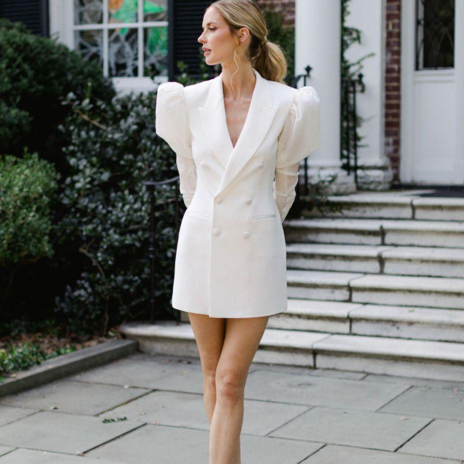short blazer dress Verdin New York