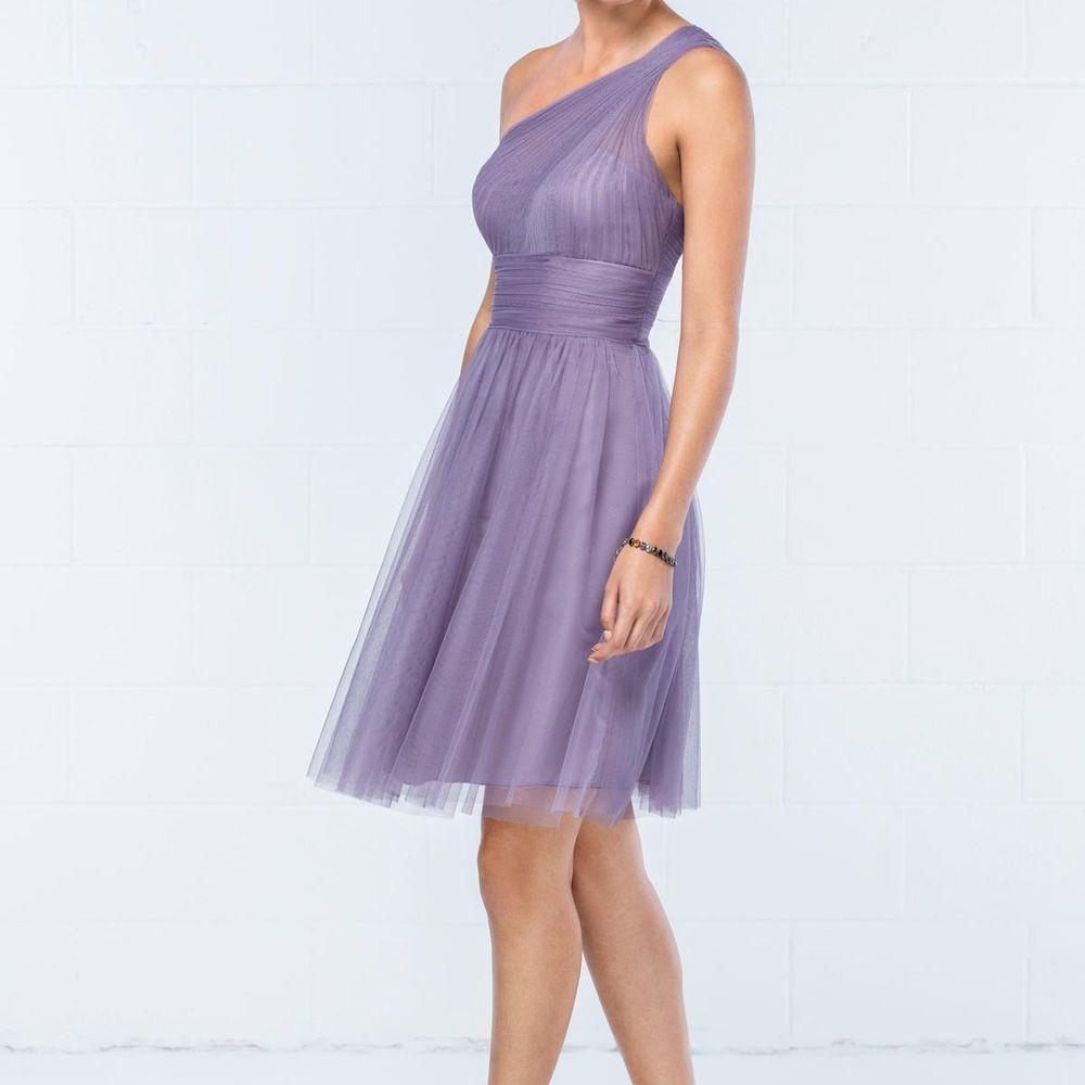 Wtoo by Watters Short Bobbinet Dress
