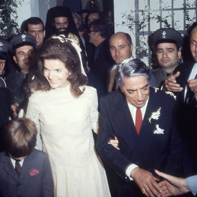 TBT: Looking Back at Jackie Kennedy and Aristotle Onassis's