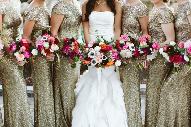 30 Worst Dressed Bridesmaids You Will Ever See