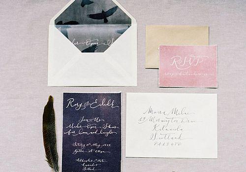 Invitation's contents
