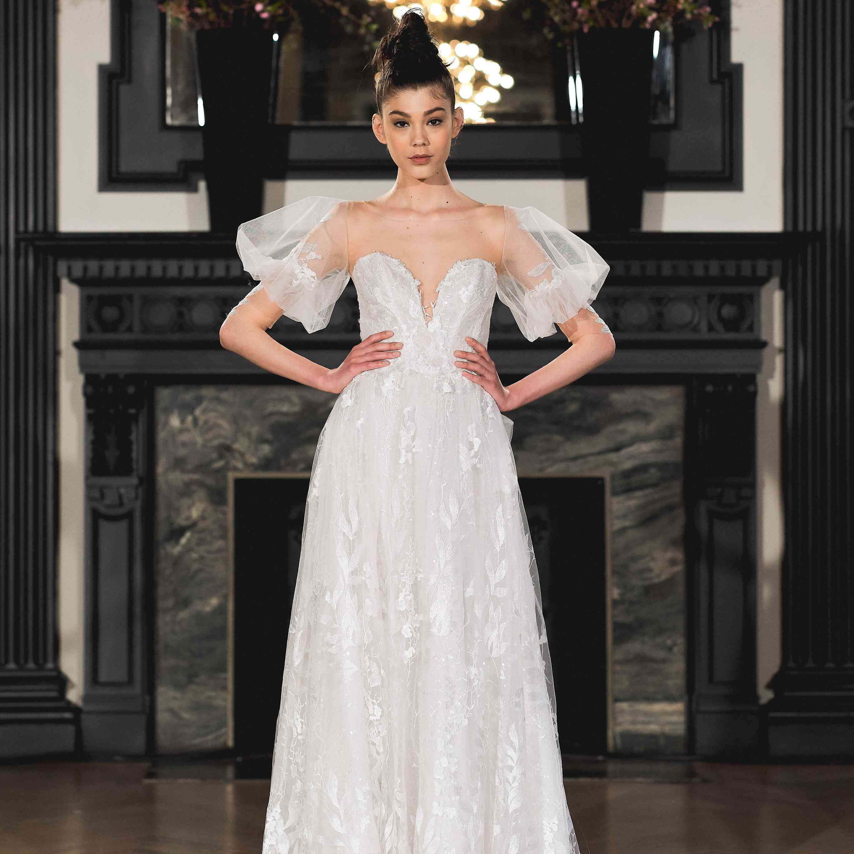 Puffy Sleeve Wedding Dresses Are Back 26 Styles That Feel Modern