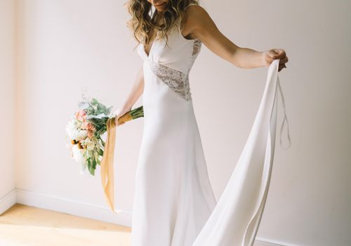 Wedding Dress Fabric Guide: The A to Z of Wedding Dress Materials