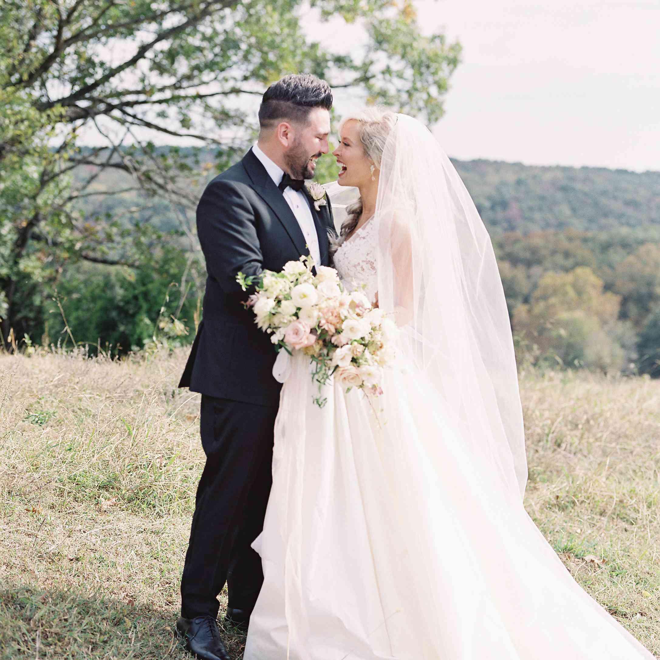 Shay Mooney's Beautiful Fall Wedding In Arkansas