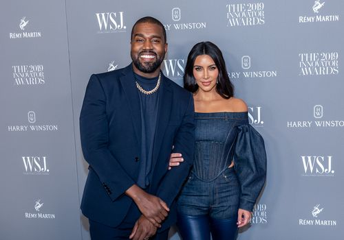 Kim Kardashian Opened Up About Her Marriage to Kanye