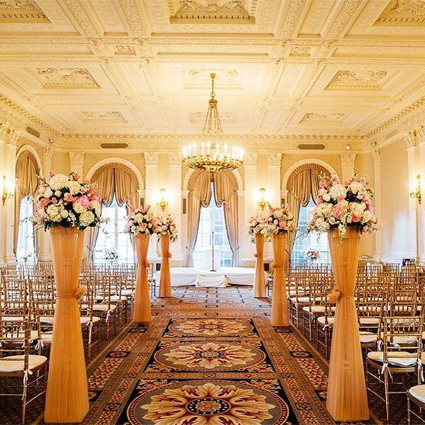 Nyc Wedding Venues.Brides New York Nyc S Most Elite Country Club Wedding Venues