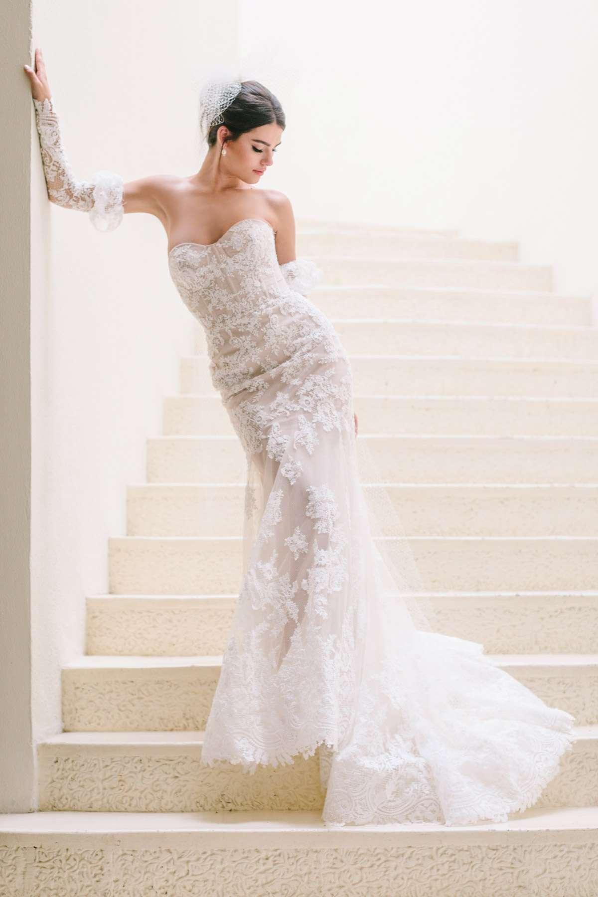 Watters Liv Wedding Dress