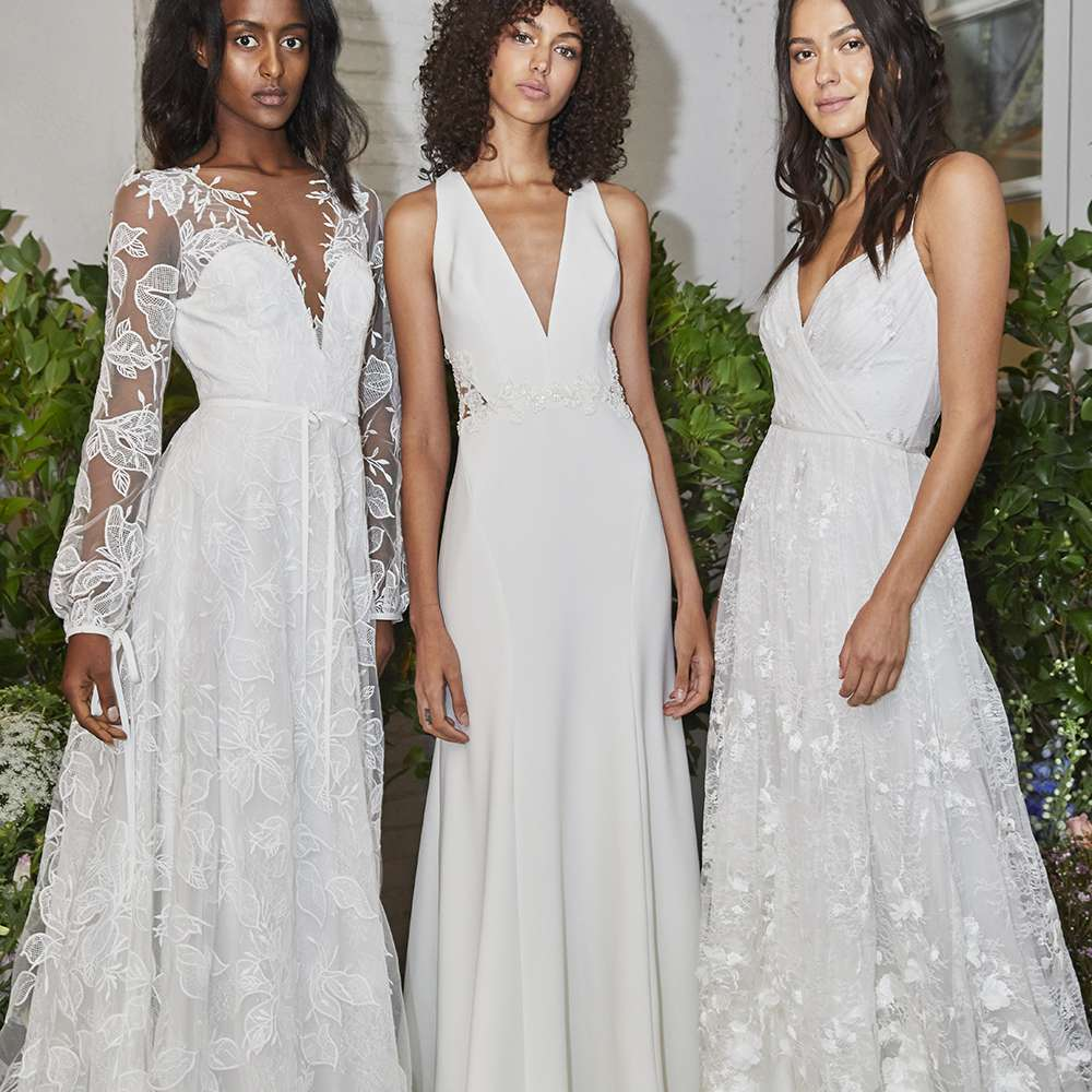 Marchesa Bridal Wedding Dress Collection Fall 2020