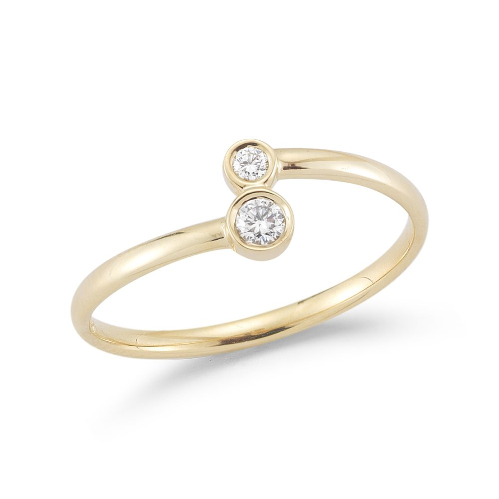 38 Small Engagement Rings For The Low Key Bride